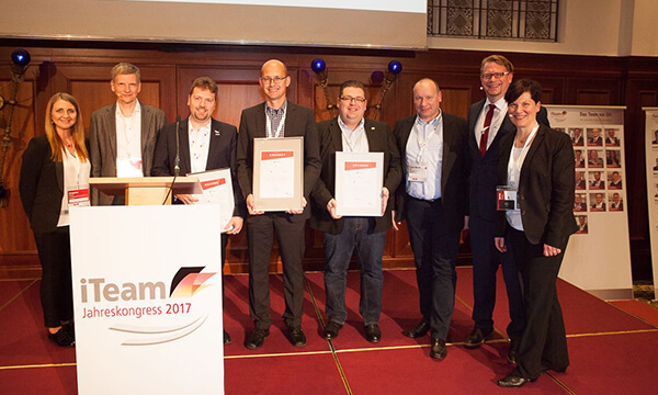 iTeam Partnerprojekt ASEMA
